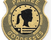 Pawnee Goddesses Patch