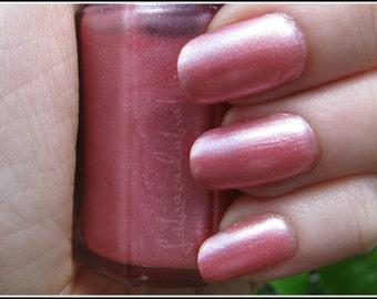 Sugar Rose - Labracadabra Pink Shimmer Nail Polish