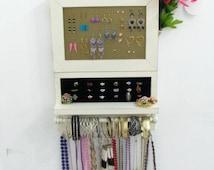 Earring Holder, Jewelry Holder, Jewelry Hanger OOAK