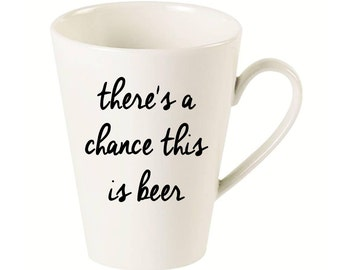 There's a chance this is Beer Mug