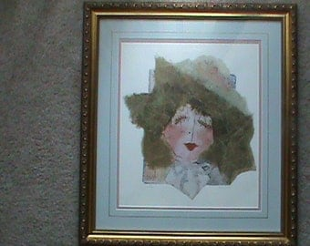 Cathy Heno Suffel signed and numbered print