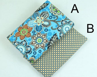 150cm Wide Print Cotton Fabric Suitable to Bag Pillow Tablecloth Clothing