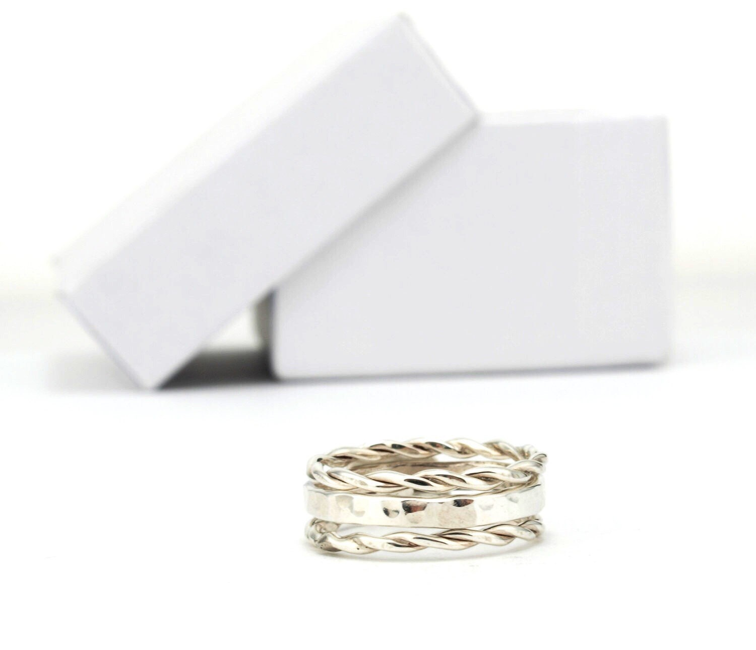 stacking silver ringssilver rings sterling silver rings set