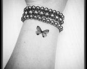 butterfly tattoo temporary tattoo fake tattoo ink art body art