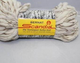 Bernat Scandia-Discontinued yarn-Vintage yarn