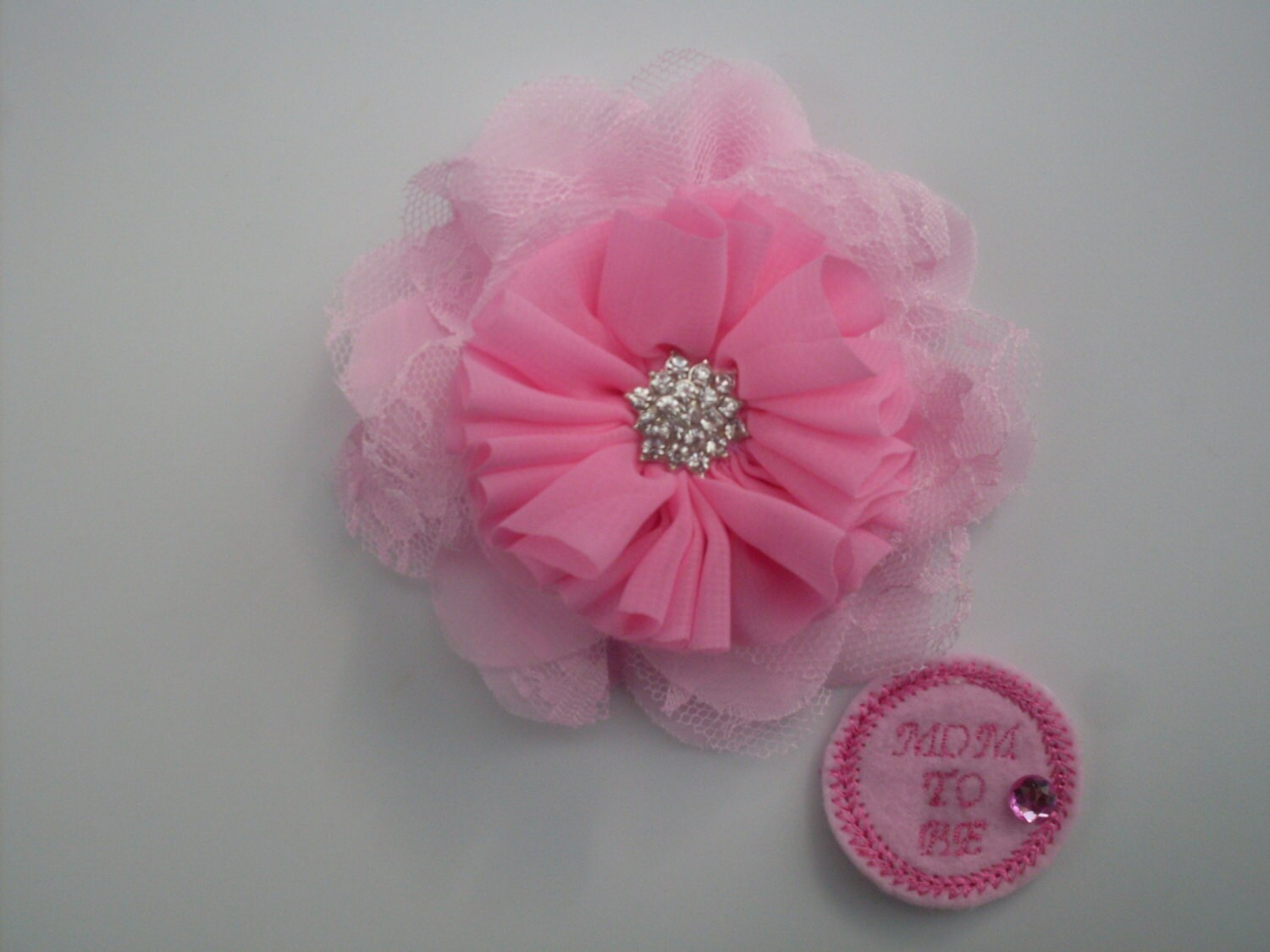 baby shower corsage mommy to be baby shower by shelovesglitz