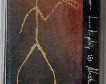 1991 DIDGERIDOO How To Play Alastair Black Larrakin Records Audio Music Cassette Tape Aboriginal Music