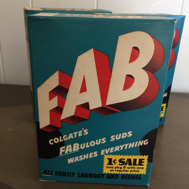 Vintage Laundry Detergent 16