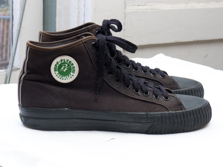 Vintage PF FLYERS 'Sandlot' Shoes sz 10.5-11 Mens