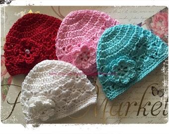 Blythe Beanie/Crochet Hat