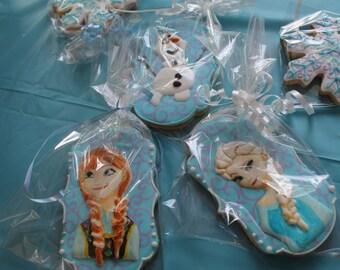 Frozen cookies (12 cookies
