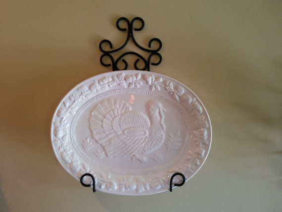 Large Metal Platter Rack Large Platter Holder Large Platter