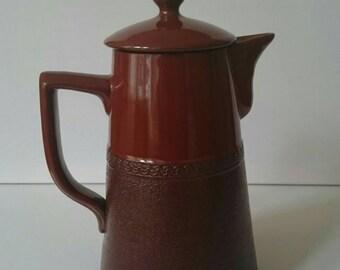 Lovatt Langley Pottery Jug/Pitcher - Turn of the Century