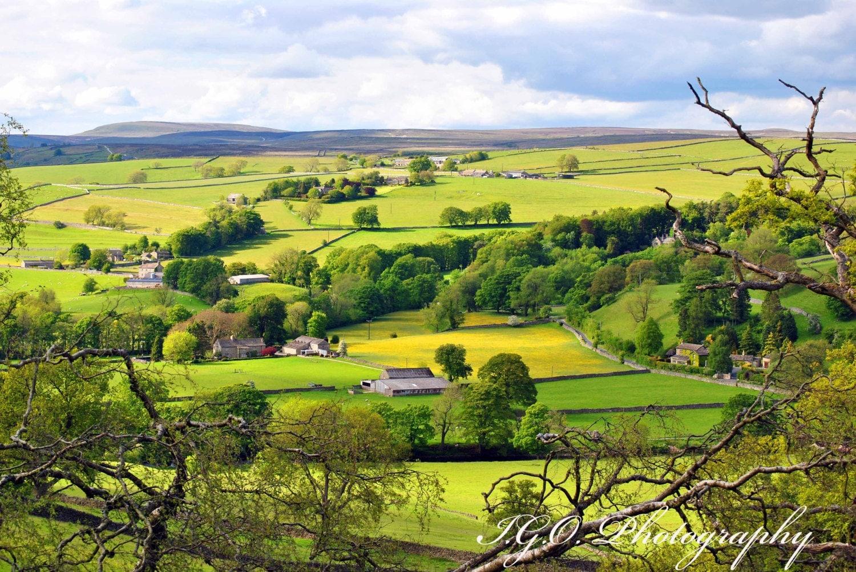 english countryside landscape old - photo #22