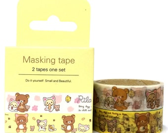 Washi Tape (4.9m) 2pc Set ST313127