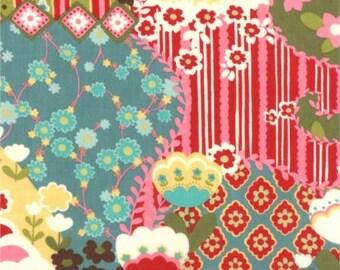 Sophie Chez Moi for Moda Fabrics Multi Floral Print