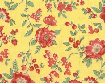 Quilters First Fabric by Lecien, 1/4 metre or more, Floral Fabric, Online Quilting Fabric Australia