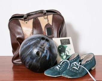 1960's Bowling Set for a lady