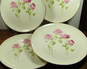 Taylor-Smith-Taylor - Versatile - Dinner Plates - Set of Four (4)