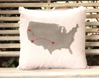 American Love Pillow