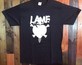 Johnny Thunders Heartbreakers LAMF Medium Adult T-Shirt