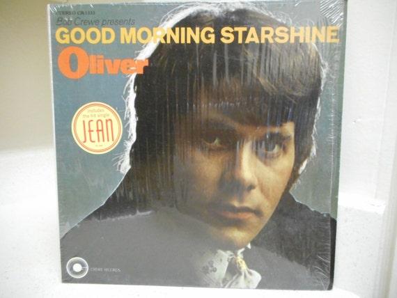 Good Morning Starshine Oliver Download : Items similar to oliver good morning starshine vintage