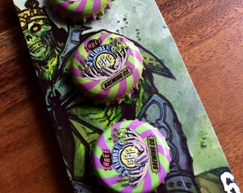 3 Floyds Brewing Co Beer Cap Magnets