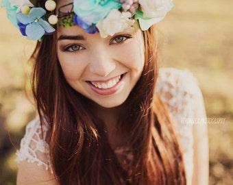 Hair wreath - fairy 2