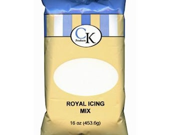 ROYAL ICING MIX  1# Bag