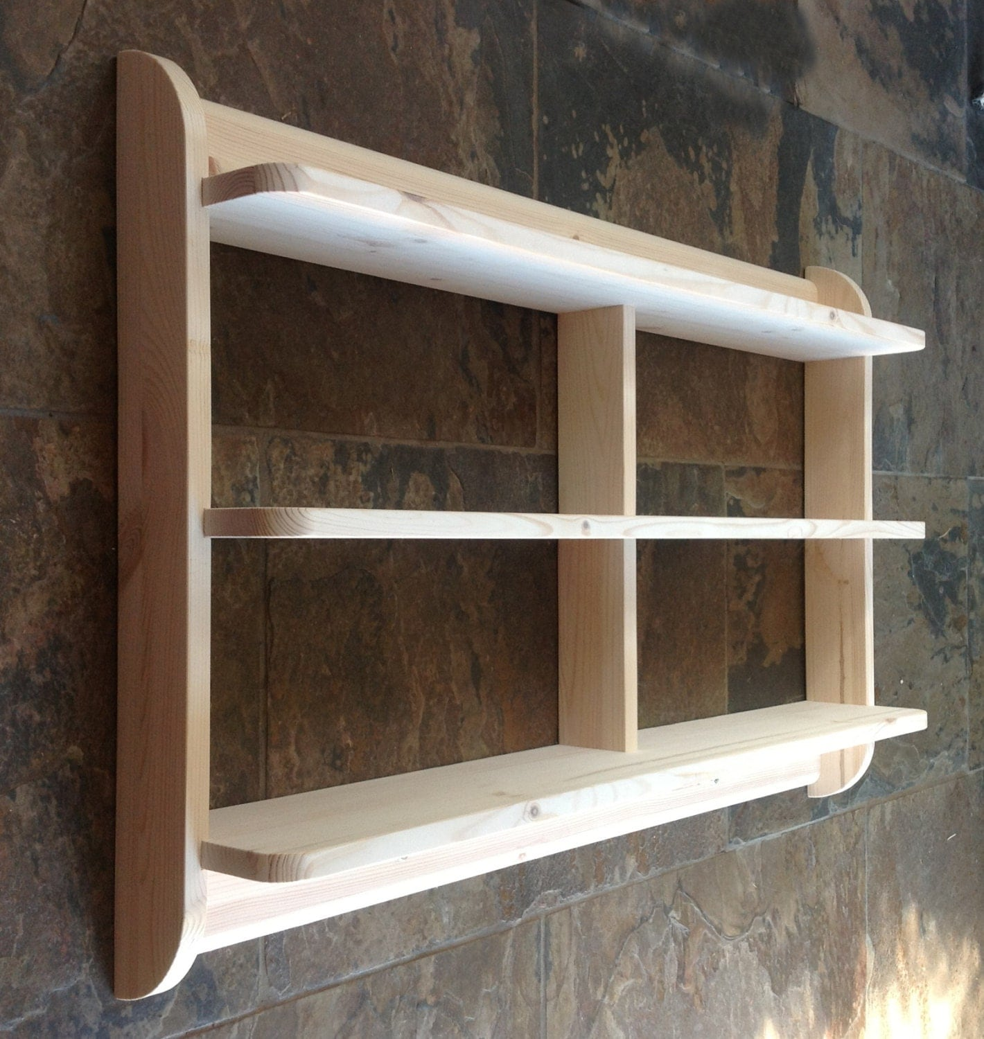 zoom - Wall Mounted Kitchen Shelf