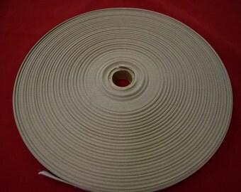 "Tan # 380 IR Nylon Military Webbing 1"" Wide By 100 Yards MIL-SPEC 17337- C/2 Nylon Webbing Material"