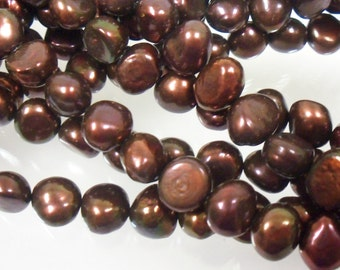 Pearls: Freshwater Pearls Copper 34807-2