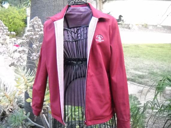 Reversible santa barbara polo racquet club jacket size for Santa barbara polo shirt