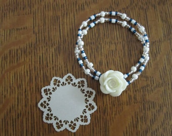 Rose Confection Bracelet
