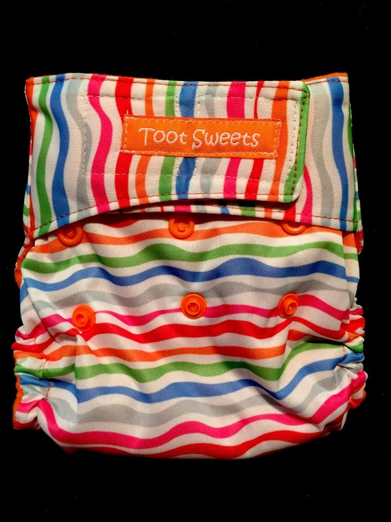 Items Similar To Cloth Diapers Toot Sweets Designer