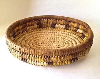 Ugandan Woven Basket