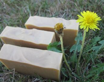 Dandelion Soap - Unscented