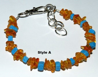 Dog collar, Cat collar, Amber Collar, Polished Amber Necklace for dogs or cats.
