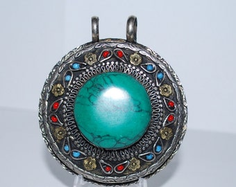 Afghan Tribal Kochi Handmade Jewelry