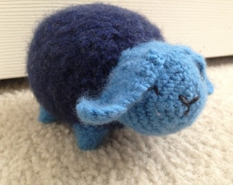 Crocheted Sheep- Made to Order