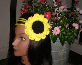 Texas Ripple Rose Headbands (3)