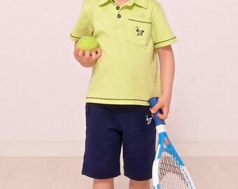 Boy Shorts Spring-Summer