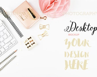 Styled Stock Photography | Product Mockup | Product Photography | Styled Desktop Image