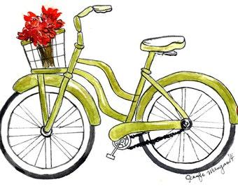 Bicycle Beach Cruiser