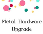 Metal Hardware Upgrade for Dog Collars