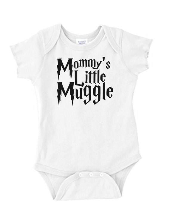 Baby Onesie - Mommy's Little Muggle