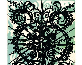 Discovering Wrought Iron by GJ Hollister-Short: a useful guide to the craft from 1970.