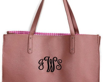 Service Bag with Initials
