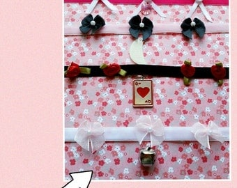 Custom Kawaii Choker Necklace **Made To Order**