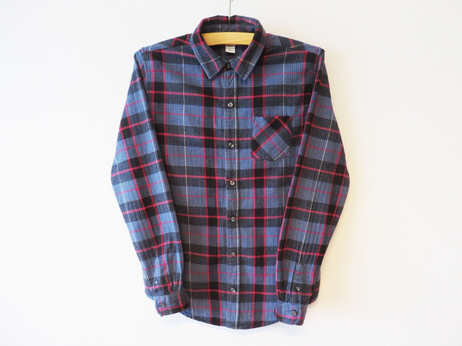 See all results for mens red flannel shirt. Top Rated from Our Brands See more. Quality Durables Co. Our Brand. The look of a rugged plaid flannel shirt with the warmth and comfort MCEDAR Men's Plaid Flannel Shirts-Long Sleeve Casual Button Down Slim Fit Outfit for Camp Hanging Out or Work.